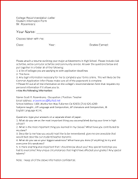 best of academic recommendation letter for scholarship mailing