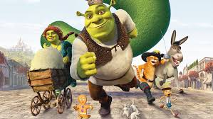 Shrek 3 Blind Mice Puss In Boots Puss In Boots Pinocchio Blind Mice Shrek The Third