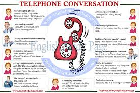 M Me In English - telephone conversation in english english study page