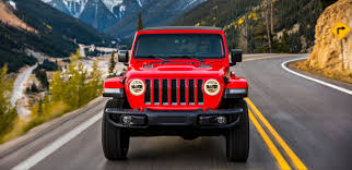 all new 2018 jeep wrangler muscular exterior features