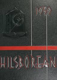 hillsborough high school yearbook pictures 1959 hillsborough high school yearbook online ta fl classmates