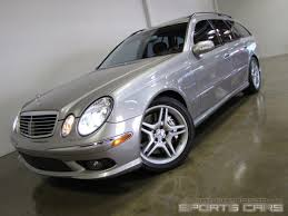 2006 mercedes e55 amg for sale 2006 mercedes e55 wagon for sale