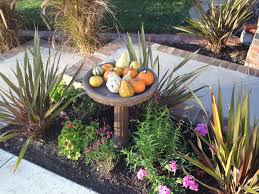 Garden Halloween Decorations Decoration Try These Outside Halloween Decoration Ideas This Year