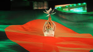 Bangladesi Flag Mirror U2013 Witness