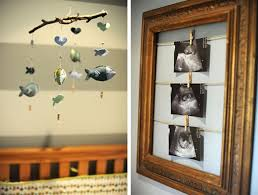 Fish Nursery Decor Baby Nursery Decor Photo Fetus In Tehe Abdomen Growing Rustic