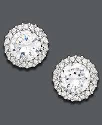 diamond earrings for sale brilliant micropavé earstuds 2 brilliant diamonds with