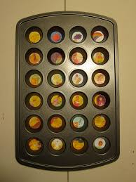 jesus storybook bible advent calendar in a muffin pan and cokie