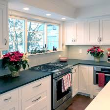 painted white flat panel kitchen cabinets transitional dovetail designs by volk
