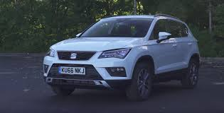 seat ateca 2017 seat ateca finally arrives in britain to be reviewed