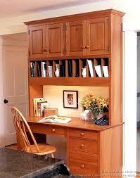 kitchen cabinet desk ideas kitchen desk cabinet photogiraffe me
