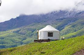 yurts your dream minimalist house in the mountains or anywhere