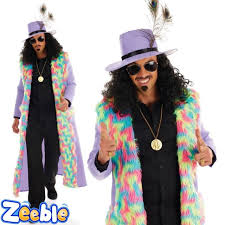 1970s pimp fashion mens 70s costumes 1970s halloween costume for