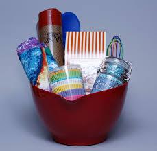 baking gift basket how to make an awesome gift basket the joyful organizer