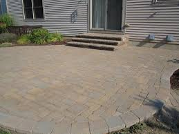 Lowes Patio Pavers by Epic Paver Patio Images 76 In Lowes Sliding Glass Patio Doors With