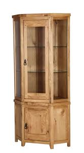 kitchen corner display cabinet branches of bristol vienna rustic oak corner display cabinet