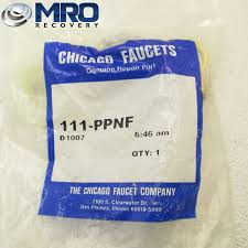 Chicago Faucet Co Chicago Faucets Repair Kit 111 Ppnf New In Bag Mro Recovery