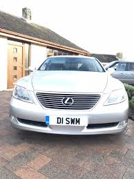 used lexus 2007 used 2007 lexus ls 460 for sale in south yorkshire pistonheads