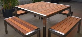 Outdoor Furniture Table by Timber Outdoor Furniture And Its Benefits U2013 Decorifusta