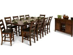 dining room bobs furniture dining room sets 00024 blake island