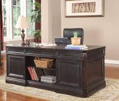Executive Desk Parker House Grand Manor Palazzo Double Pedestal Executive Desk Ph