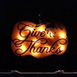thanksgiving indoor string lights seasonal