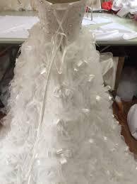 aliexpress com buy sikilely wonderful high low bridal dress lace