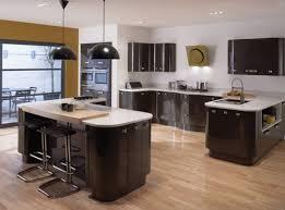 curved island kitchen designs island kitchen units