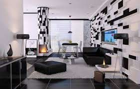 30 Black And White Kitchen by Interior Design Black And White Living Room Printtshirt