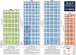 exhibition floor plan xenia visitors exhibition floor plan