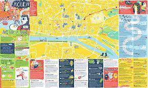 map of rouen use it europe rouen