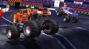 monster truck crash video monster truck destruction macgamestore com