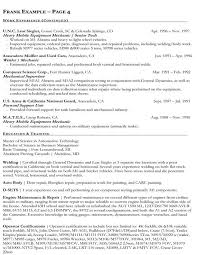 federal government resume template 9 usa jobs sample cv cover