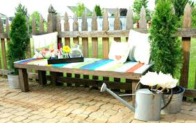 Outdoor Bench With Storage Garden Bench Seat With Storage Fire Pit Seating Idea Outside Bench