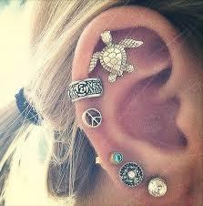 cool cartilage earrings 48 types of cartilage earrings jewels piercing piercing
