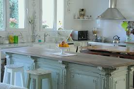 vintage kitchen island a mix of and vintage silvina s kitchen in hooked