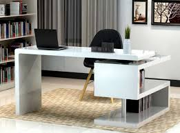 Home Office Desk Organization Ideas by White Home Office Desk Design Ideas That Will Suit Your Work Style