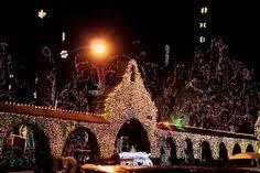 christmas lights riverside ca the mission inn hotel spa festival of lights riverside ca