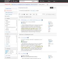 lexisnexis case search lexisnexis advance lexis advance libguides at texas tech