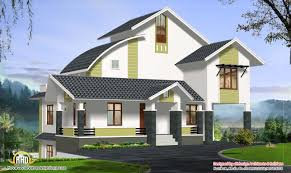 home design for ground floor contemporary home design for stepped ground 3067 sq ft