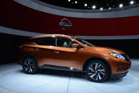 nissan murano old model 2015 murano is the sexiest nissan yet live photos autoevolution