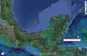 Caribbean Sea Map Pdc Weather Wall Tropical Cyclone Activity Report U0026 8211