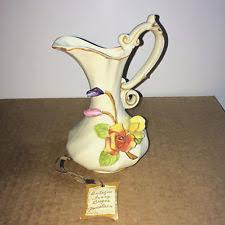 Capodimonte Vases Antique Antique Capodimonte Vases Ebay