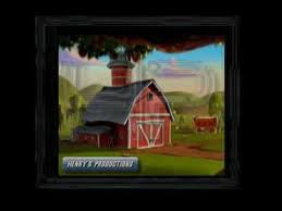 The Barn Yard Sheds Back At The Barnyard Intro In The Opening Theme Youtube