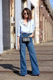 pintrest wide the 25 best wide leg jeans ideas on pinterest trouser jeans