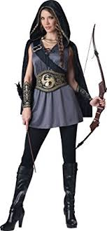 womens costumes incharacter costumes women s huntress costume clothing
