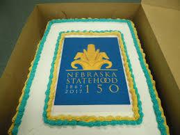 walmart surprises hayward with nebraska birthday cake b103 and