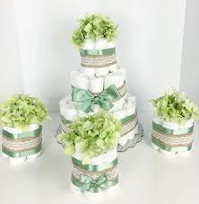vintage baby diaper cake burlap diaper cakes pretty diaper