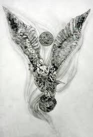 guardian of sacred wisdom owl design tania s