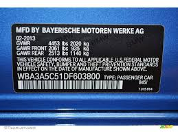 images of blue bmw paint code sc