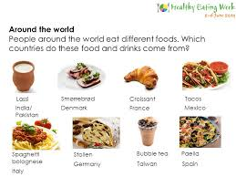 food choice different food choices around the world choose